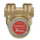 Насос роторный Procon на хомуте серия 2 112A035F123A150