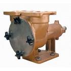 Jabsco 29860-2201 2½-дюймовый бронзовый насос, размер 500, на опоре