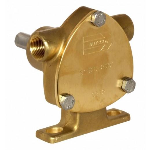 "Jabsco 51520-2001 3/8"" бронзовый насос, 20-размер"