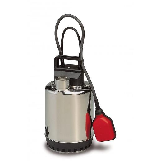 Погружной насос с поплавковым выключателем, 230 В / 1 фаза / 50 Гц, 145 l/min