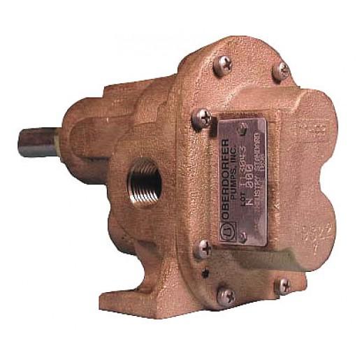 Oberdorfer - OB-N3000RE бронзовый шестеренный насос для перекачивания дизельного топлива