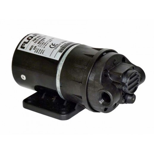 Flojet D3121B1211AR Самовсасывающий мембранный насос 12 вольт d.c.